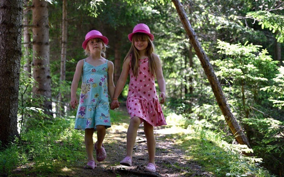 Med naturen som skola och lekplats