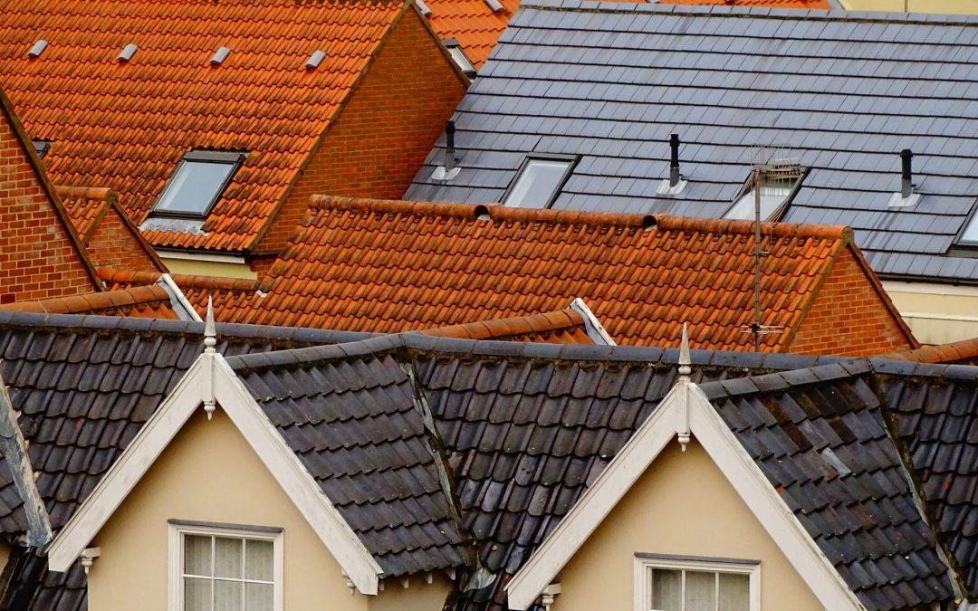 Takarbeten för när det är dags att lägga nytt tak