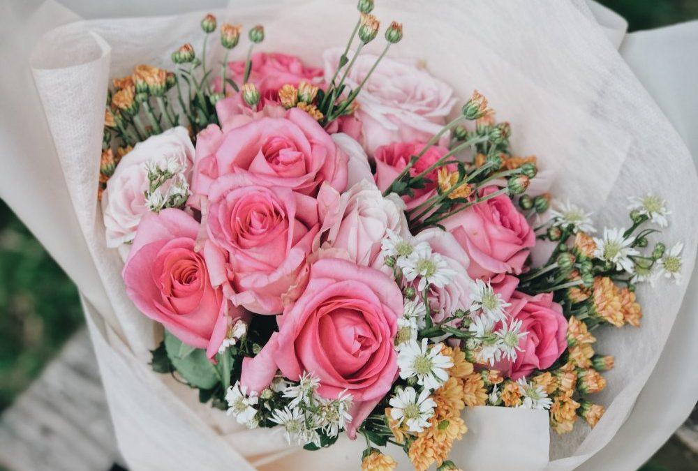 Ge bort blommor till någon kär i Järfälla