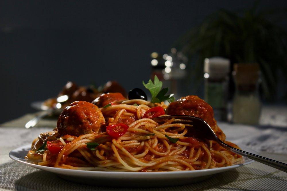 Bli som Lady och Lufsen på en italiensk restaurang