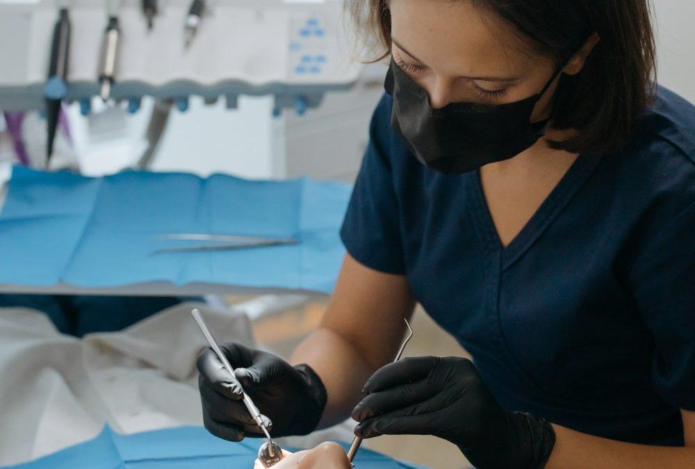Ta hjälp av tandhygienist för att uppnå riktigt god munhälsa