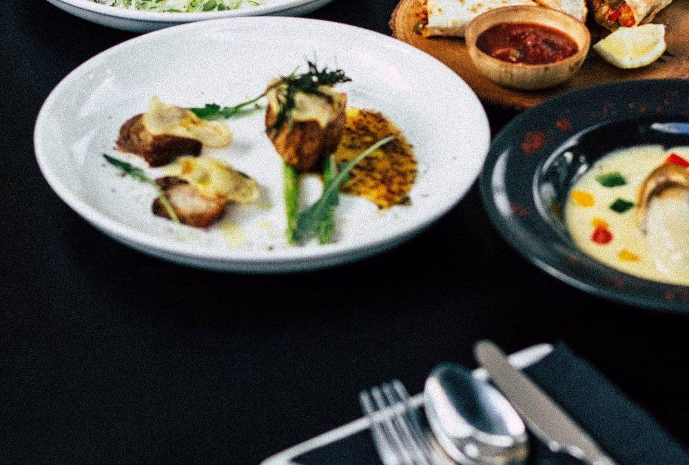 Husmanskost till middag i Stockholm